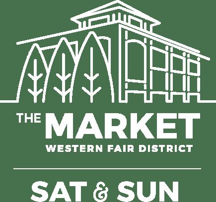 The Market. Western Fair District. Sat & Sun
